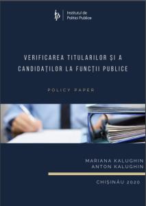 cover calughin verificarea la functii publice