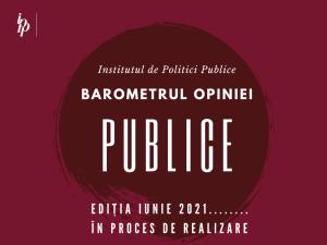 Institutul de Poitici Publice lansează concursul privind selectarea unei companii sociologice pentru realizarea sondajului Barometrul Opiniei Publice pentru luna ianuarie - februarie 2021 (2)
