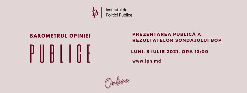 """Barometrul Opiniei Publice, decembrie 2019"""" (1)"""